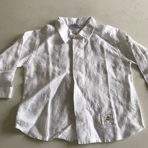 Ciccino luxury designer boys dress shirt